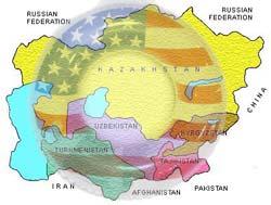 Ю.Симонян: США делят с Россией Центральную Азию
